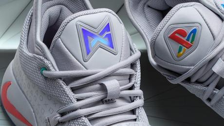 838aee16a40 Nike Basketball et Paul George dévoilent la PG2.5 Playstation ...