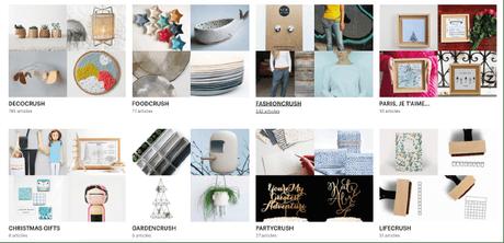 Sélection idées cadeaux pour fan de déco...et tous les autres ! - www.decocrush.fr - @decocrush
