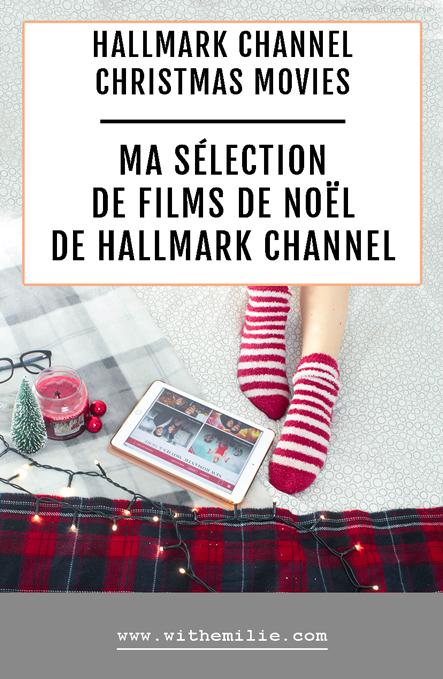 Ma sélection de films de Noël de Hallmark Channel