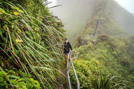 escaliers hawai