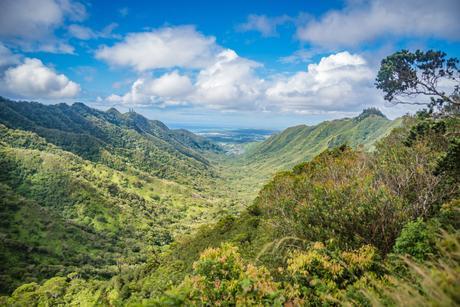 Moanalua Valley