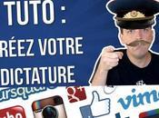 dictature réseaux sociaux