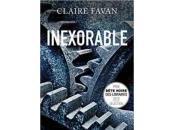 Claire Favan Inexorable