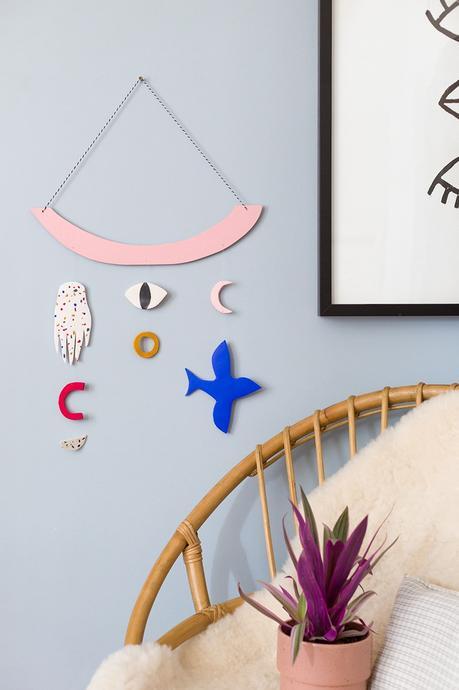DIY bijou de mur Studio ADC pour Marie Claire Idées