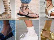 Quelles chaussures pour l'été
