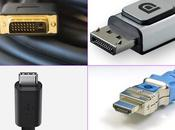 [Dossier]Les connecteurs vidéos numériques DVI, HDMI, DisplayPort, USB-C