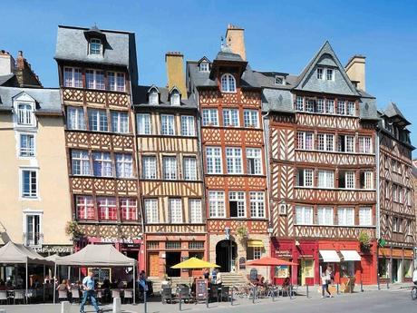 Rennes: La cinquième ville de France où il fait bon vivre !