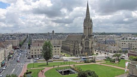 Caen: La neuvième ville de France où il fait bon vivre !
