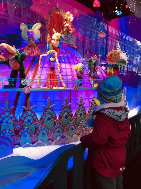 (Coup de coeur) Noël illuminé à Paris !