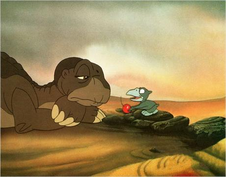 Culte du dimanche : le Petit Dinosaure et la Vallée des Merveilles de Don Bluth