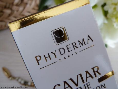 Soin rajeunissant regard au caviar Phyderma