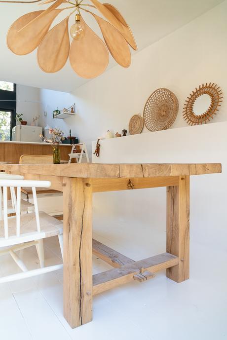 Collaboration Découvrir X For me lab : Notre table sur-mesure !