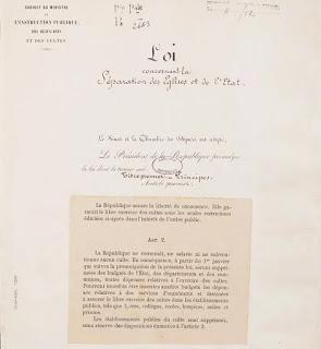 Réformer pour mieux contrôler : à propos du projet de rénovation de la loi 1905