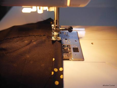 Customiser un haut basique en haut péplum pour les fêtes   Kustom Couture