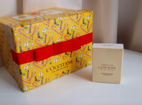 Petit coffret de Noël l'Occitane et re-découverte de chouchous