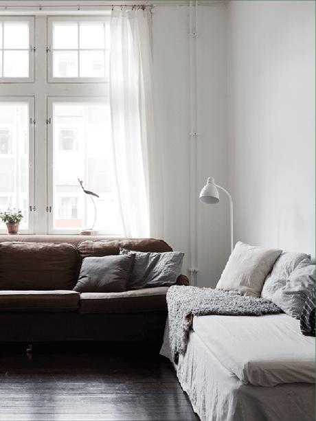 Simplicité à la scandinave sur @decocrush - www.decocrush.fr