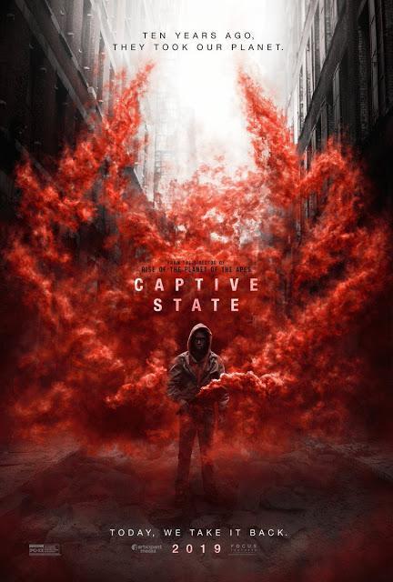 Bandes annonces teasers VOST pour Captive State de Rupert Wyatt
