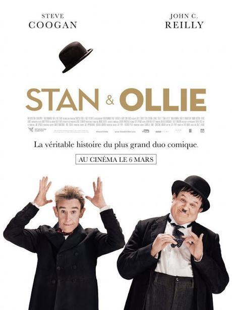 Affiche VF pour Stan & Ollie de Jon S. Baird