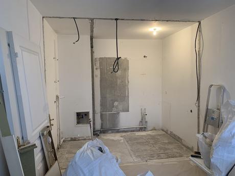 travaux rénovation avant après salle de bain - blog déco - clem around the corner