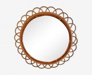 miroir-en-rotin-grand-format-forme-fleur-des-annees-60_original