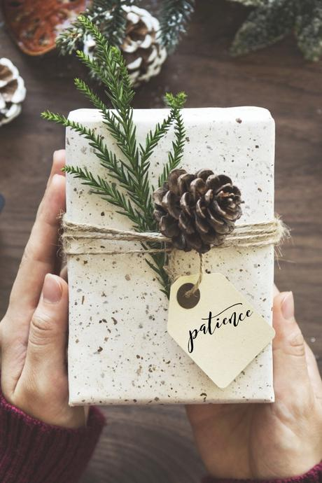 Des cadeaux de Noël green