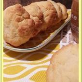 Les Helenettes, biscuits moelleux aux jaunes d'oeufs - Oh, la gourmande..