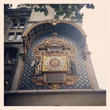 Tour de l'Horloge (ou l'Horloge de Charles V)