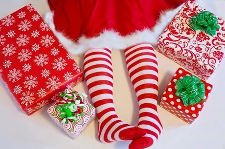 La course aux fameux cadeaux de Noël !