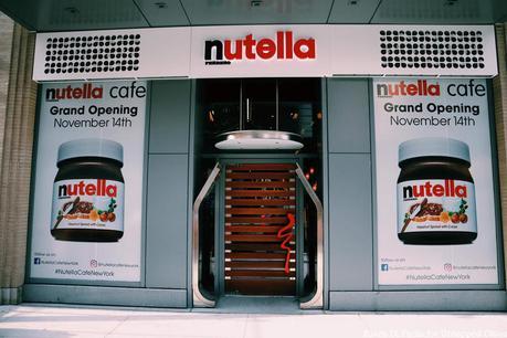 un café nutella à new york