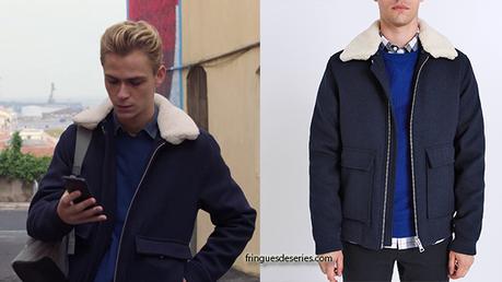 DEMAIN NOUS APPARTIENT : la nouvelle veste bleu marine de Bart dans l'épisode 348