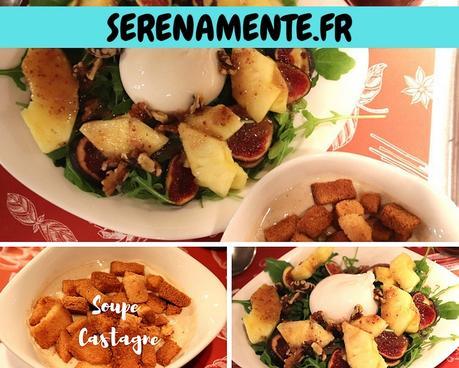 J'ai testé : les recettes de Fêtes chez Vapiano ! A découvrir !