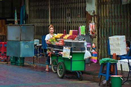 Famille recomposée en Thaïlande : un puzzle à deux pièces