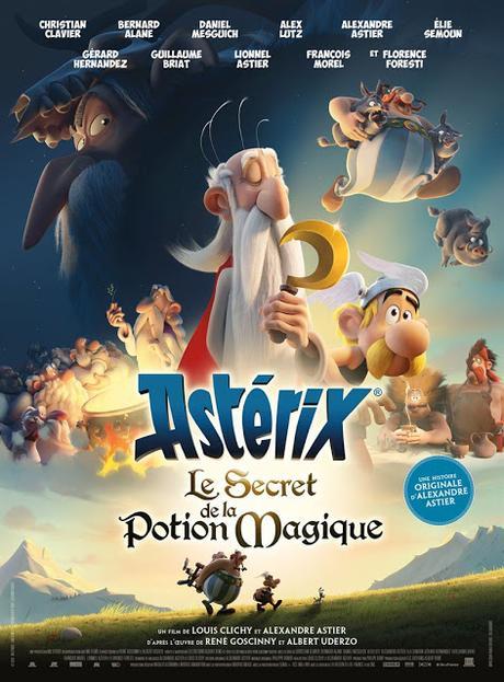 [CRITIQUE] : Astérix - Le Secret de la Potion Magique