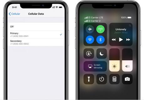 iPhone XS & iPhone XR : les forfaits eSIM d'Orange pour début 2019