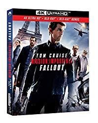 Critique Bluray 4K :Mission Impossible Fallout