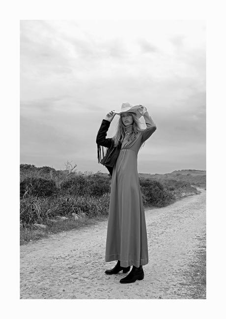 Clare Crawford par Carlotta Moye