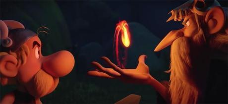 Astérix - Le Secret de la Potion Magique (2018) de Alexandre Astier et Louis Clichy