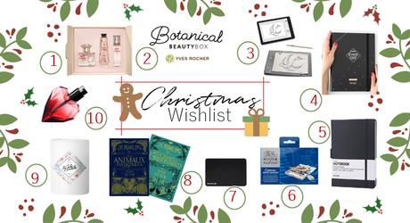 ❄ All I want for christmas...  Christmas Wishlist