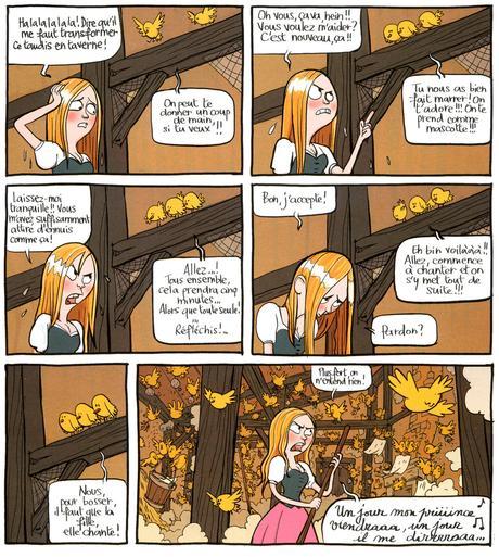 Le royaume tome 1 Anne de Benoît FEROUMONT