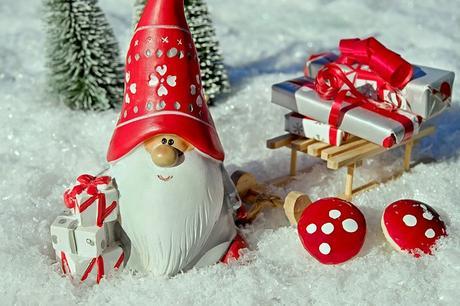 Pourquoi 25 le Père Noël a-t-il une grande barbe ?