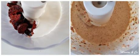 Parmentier de lieu à la crème de chorizo