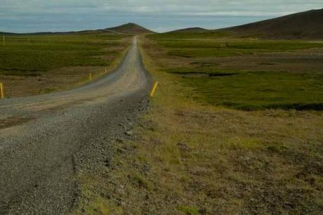 Se rendre en Islande en ferry et état des routes