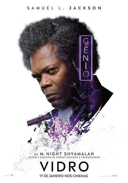 Nouvelles affiches internationales pour Glass de M. Night Shyamalan