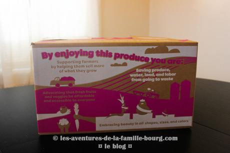 Imperfect Produce : les fruits et légumes moches livrés à notre porte