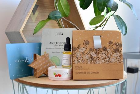 De jolis coffrets cadeaux chez Bloom & Blush