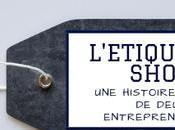 L'entrepreneuriat beaux jours devant L'Etiquette Shop Justine Eloise