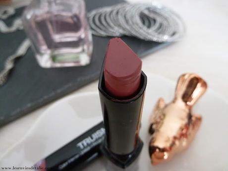 Truism, les rouges à lèvres ultra pigmentés et longue tenue by Kiss New York