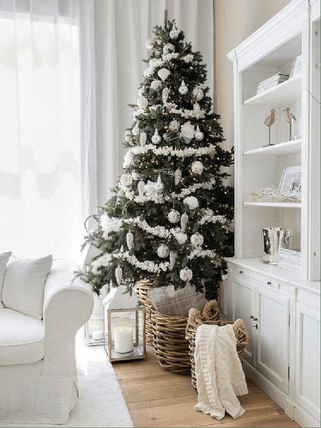 Où placer son sapin de Noël cette année ? Le Feng Shui a tout prévu. Suivez les conseils de @decocrush - www.decocrush.fr