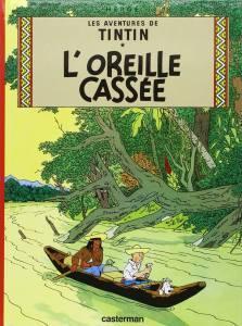 L'oreille cassée • Hergé