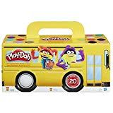 Play-Doh Hasbro A7924EU6 Lot DE 20 pâtes à Modeler de Couleur